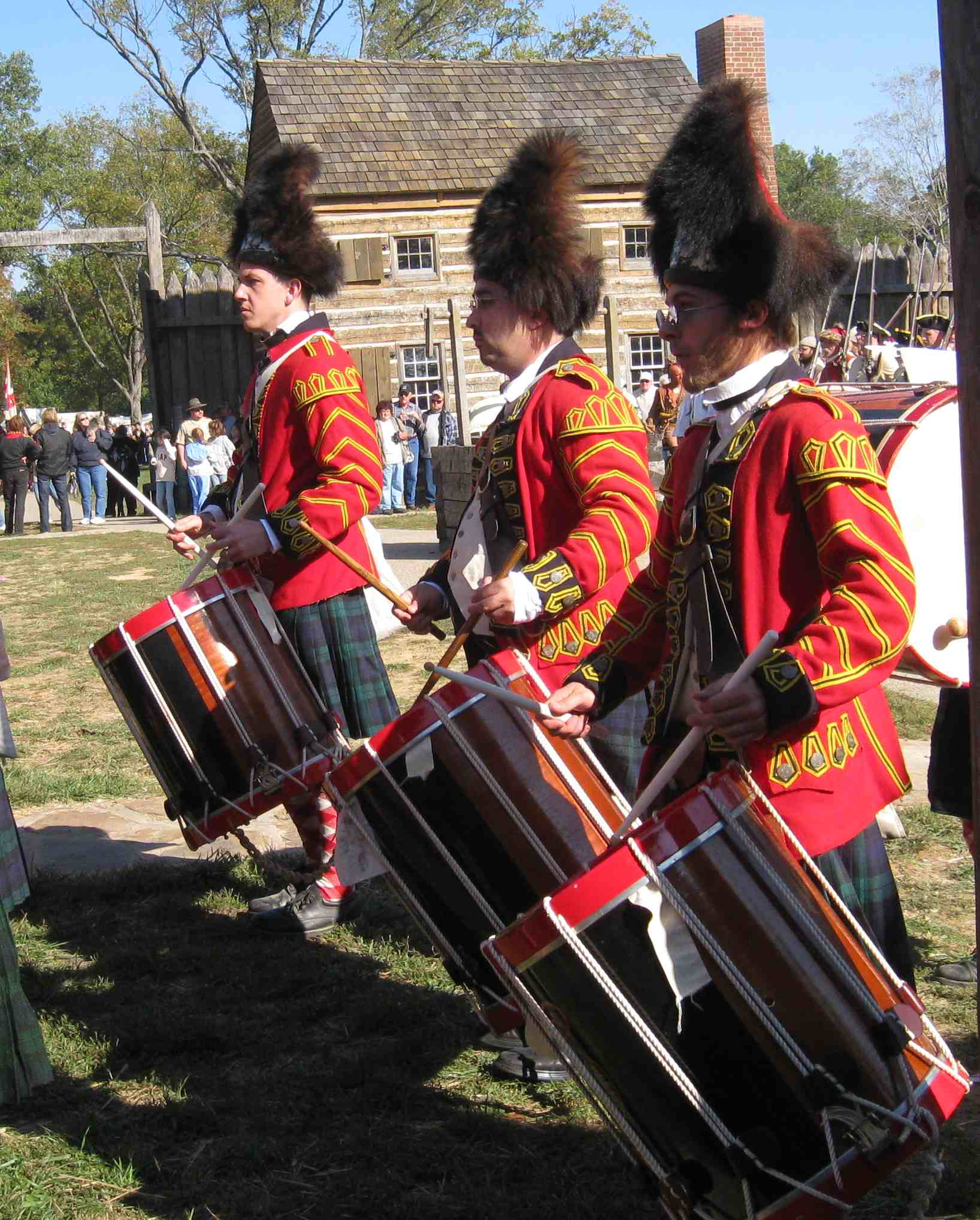 Drums For Quad Cities