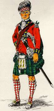 42nd Officer of the 18th century